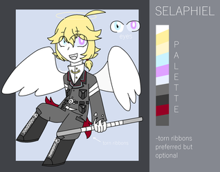 (Selaphiel Ref) a S I N ammon roll by Iowrie