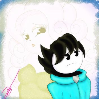 Chrystal and Dylan  by moonstar3133