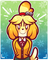 Isabelle by Jelly-Filled-Zombies
