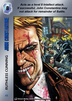 John Constantine Special - Ruthless Cunning by overpower-3rd