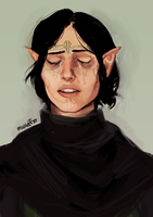 sad merrill by luuuuucyart