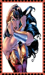 Wonder Woman Stamp. by WOLFBLADE111