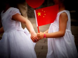 chinese girls by pickerel