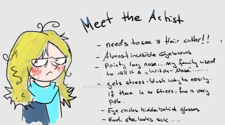 Meet The Artist by JB-Pawstep