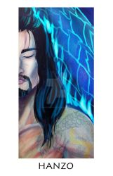 Hanzo by mianewarcher
