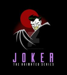 Joker The Animated Series by Jefferson-Apgar
