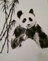 Panda by JeffLanglois