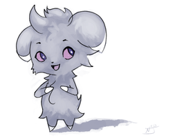 Happy Espurr