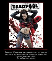 Save Deadpool Webseries by MexPirateRed