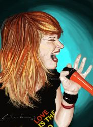 It's Hayley Williams by guiw