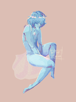Blue Pearl by whiny-hyena