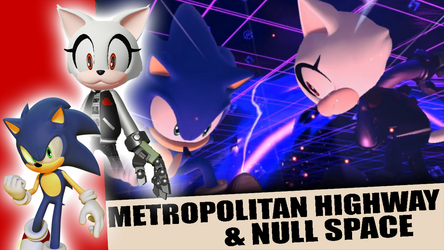 Metropolitan Highway/Null Space thumbnail art by Songbreeze741