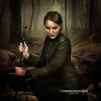 On the Trail by vampirekingdom