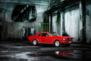1965 Ford Mustang by AmericanMuscle