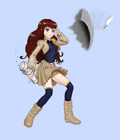 Grounded Faeries UNIFORM color by Noblewreck