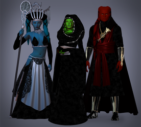 Ryloth's Delegation - Revamped by TukianPrincess