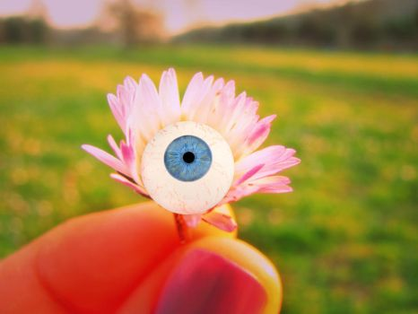 The eye is watchin you by valeriea