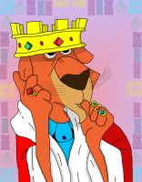 The Phoney King of England by Lux-Dragon-of-Light
