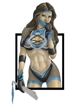 Kitana Alt. by ordinarily-me