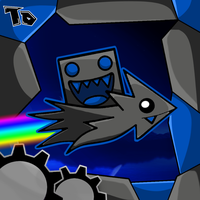 Geometry Dash - ThatDood (Profile Picture) by Damagedbro
