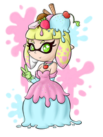 Say Woomy to the Ice Cream Princess! by BoxBird