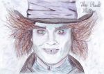 The Mad Hatter by MKoji