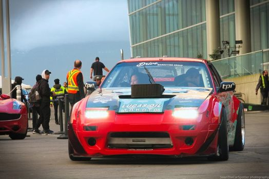 Formula Drift Rocket Bunny by SeanTheCarSpotter