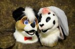 Happy Couple! by temperance