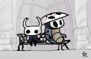 Hollow Knight, doodles 2 by Ayej