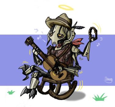 American country Grievous by zgul-osr1113