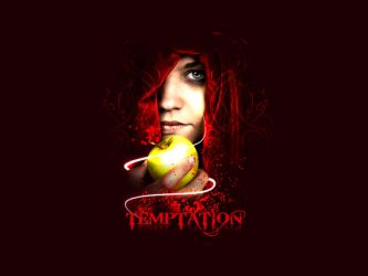 Temptation wallpaper by owdesigns