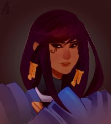 Pharah by zzzKEO