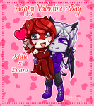 Happy Valentine's Day by Yuly-Yanty