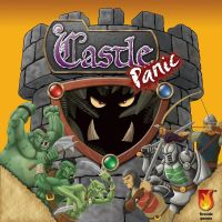Fireside Games - Castle Panic cover by EricKemphfer