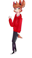 |Point Commission| Tord/Troi - The Corgi by LuluskaSugar