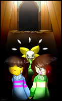 UNDERTALE - Fallen Down by RainFlyProduction
