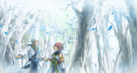 MAGE: forest of delusion by yukihomu