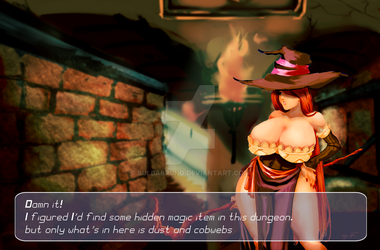 (Dragon's Crown) Sorcerers' series 4 by BulbaBruno
