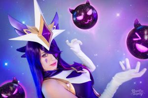 Star Guardian Syndra - League of Legends by Kinpatsu-Cosplay