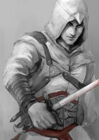Assassin's Creed - Altair by WinglyC