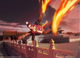 COS_Fire Lord Zuko by kelly1412