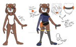 Madelina Ref by s-m-o-l