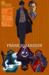 PKMN Dream Labs: Frank Johansson by Awesome-Vince