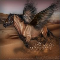 Phoenix Warrior by Wallie2709