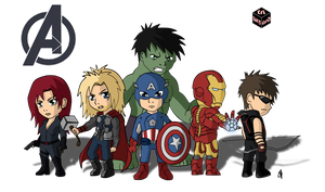 Assemble by TheBlueFruit