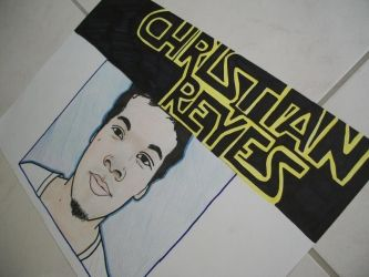 Christian Reyes by yuki-mika