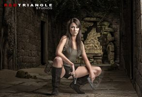 Tomb Raider by RedTriangleStudios