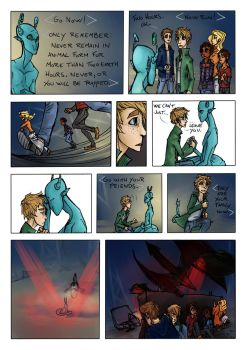 The Invasion Ch. 4, Pg. 2 by CamishCD