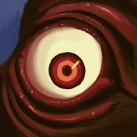 Color Practice - Eye by Zalogon