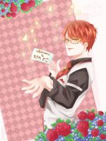 [Mystic Messenger] 707 DAY by Hini-Parlous
